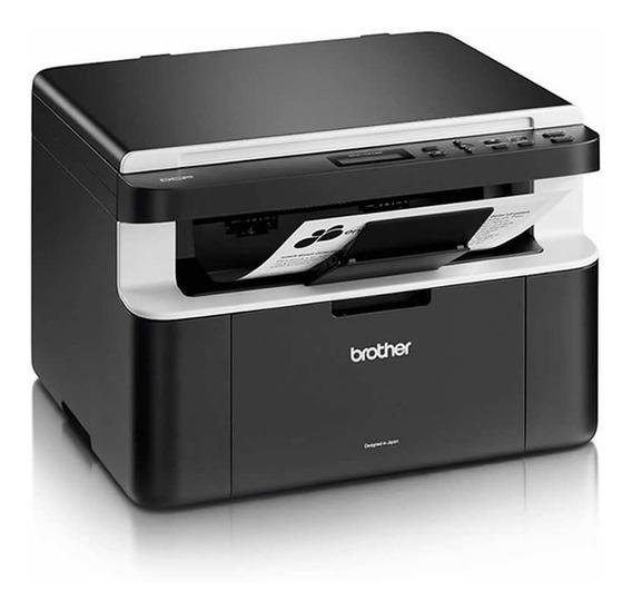 Impressora Multifuncional Laser Mono Dcp-1602 Brother 110v