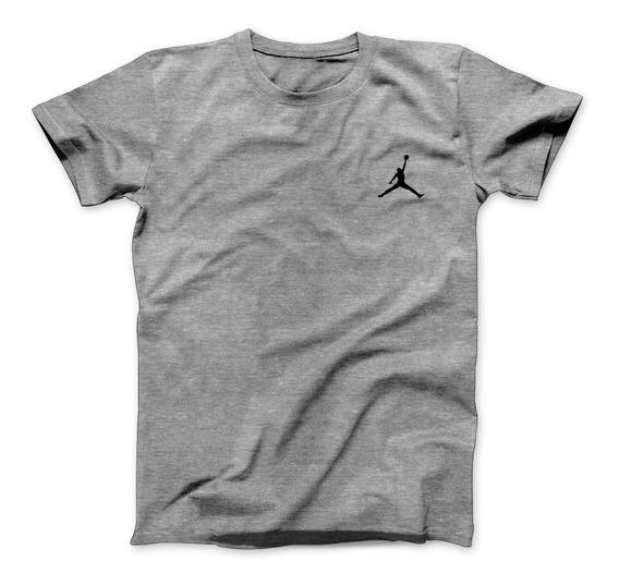 Camiseta Masculino - Blusa - Camisa - Jordan Lançamento 2020