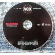 Cd Original - Celine Dion, The Colour Of My Love Concert