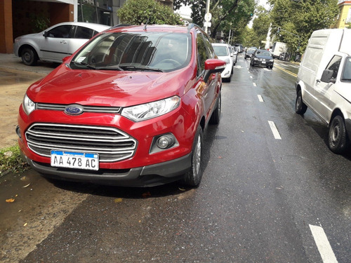 Ford Eco Sport 2016 Se