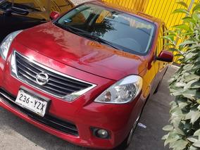 Nissan Versa 2014 1.6 Advance Ta Sedán $ 139,000
