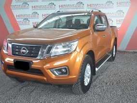 Nissan Np300 Frontier 2016 2.5 Le Aa Mt Naranja