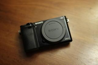 Sony A6000 Excelente Cámara