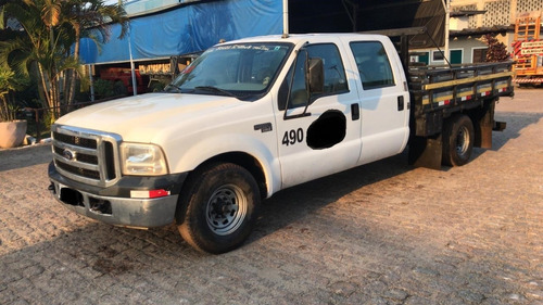 Ford F350, Cabine Dupla - Ano 2011