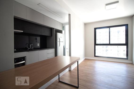 Apartamento Para Aluguel - Jardim Salso, 1 Quarto, 42 - 893043519