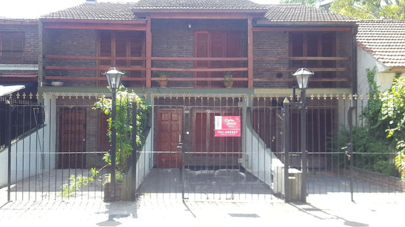 Duplex En Venta En San Bernardo - Dos Dormitorios Patio Parrilla Y Cochera Amoblado