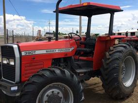 Maquinaria Agrícola Tracto Massey Ferguson M. 390t