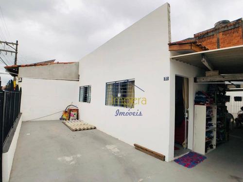 Casa Com 2 Dormitórios À Venda, 60 M² Por R$ 280.000,00 - Vila Tesouro - São José Dos Campos/sp - Ca0028