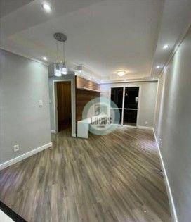 Imagem 1 de 9 de Apartamento Com 2 Dormitórios À Venda, 50 M² Por R$ 385.000,00 - Dos Casa - São Bernardo Do Campo/sp - Ap1858