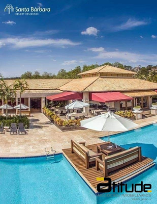 Terrenos A Venda Cond. Santa Barbara Resort Avaré - 3734