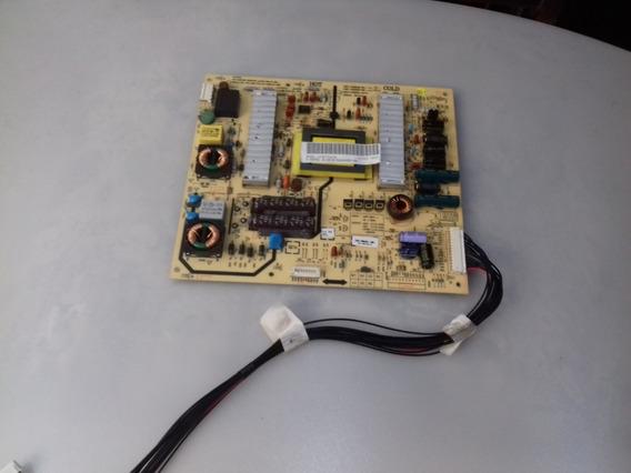 Placa Fonte Toshiba Le3273 168p-p32exm-w6/w4 E249823