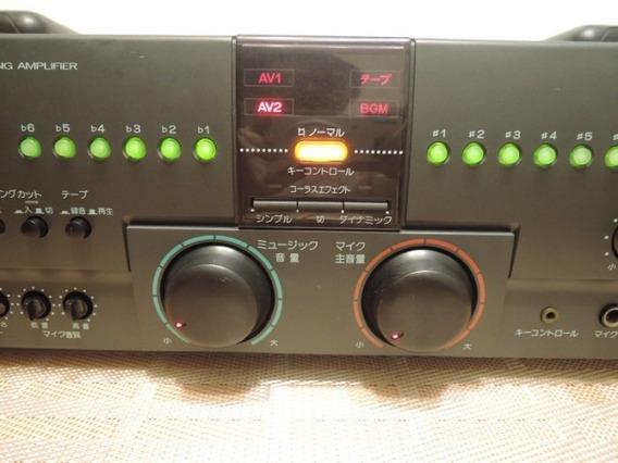 Amplificador Para Karaokê Japonês .ax-k202