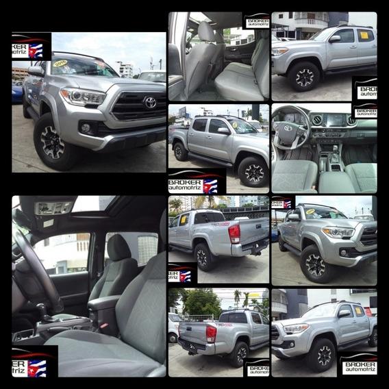 Toyota Tacoma 4x4 Americana