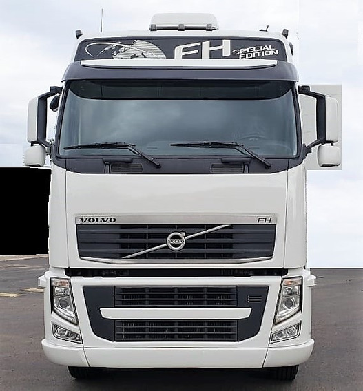 Volvo Fh 540 6x4 Canelinha 2014 / 2015 C/ 350.000 Km