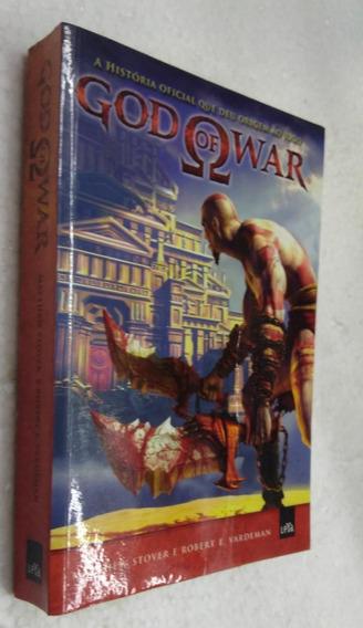 Livro God Of War - Matthew Stover - Editora Leya