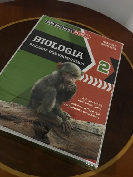 Biologia 2 Série Moderna Plus Enem Ensino Médio Vestibular