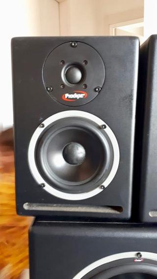 Monitor De Audio Referência Estúdio Prodípe Satélite E Sub