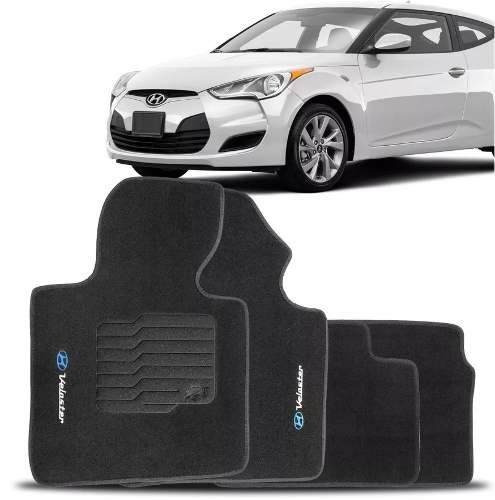 Tapetes Veloster 2011 2012 2013 2014 2015 2016 Personalizado