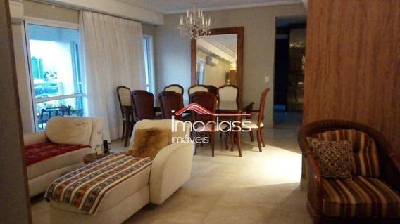 Apartamento Com 3 Dormitórios À Venda, 153 M² - Parque Residencial Nardini - Americana/sp - Ap0789
