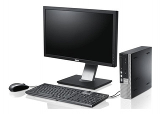 Super Remate De Cpu Core I3 Baratas 4gb Ram 320hdd Lcd 17