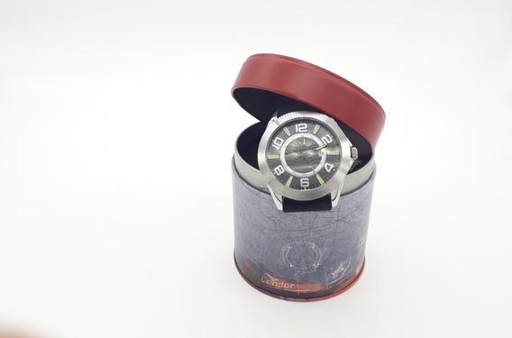 Relógio Condor Metal Borracha