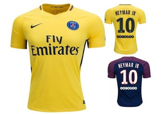 Camisa Paris Saint Germain(psg) 10 Neymar Jr