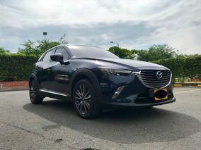 Hermosa Mazda Cx3 Grand Touring 2017 Unico Dueño ,poco Uso!