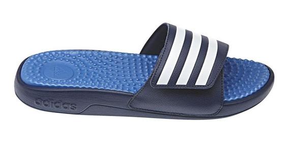 Chinelo Slide Masculino adidas Adissage Azul F35564