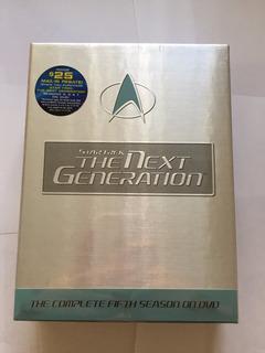 Star Trek Next Generation Serie, Temporada 5