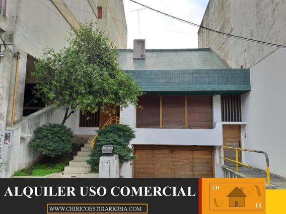 Casa Apto Comercial En Alquiler - Caseros