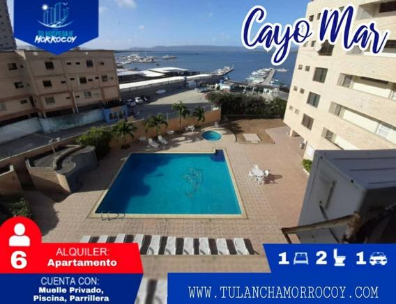Alquiler De Apartamentos Y Casas En Tucacas Morrocoy #01