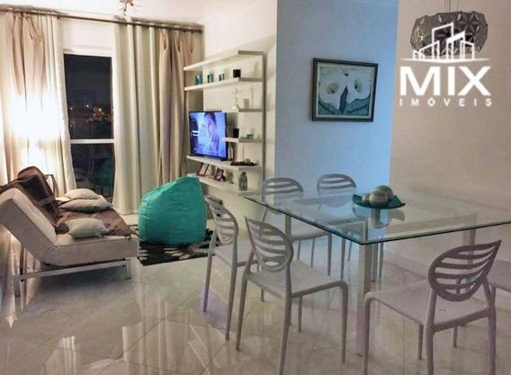 Apartamento Mobiliado Gopoúva - Guarulhos/sp - 2 Dorms. Lazer Completo! - Ap0748