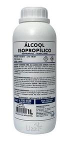 Álcool Isopropílico Limpa Placas Rhodia - 1 Litro