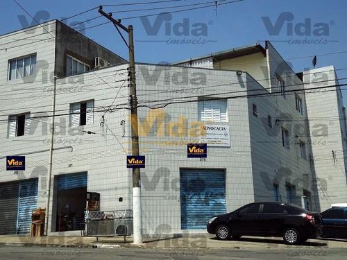 Imagem 1 de 6 de Salão Comercial Para Locação  Em Cipava  -  Osasco - 27001