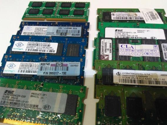 Memoria 512mb Usada Funcionando