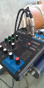Mixer Yamaha Mg06 (mesa De Som)
