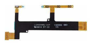 Cabo Flex Botão Power Volume Sony Xa F3116 F3115 Envio Já