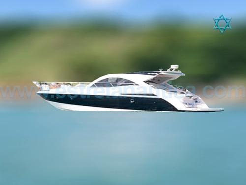 Lancha Colluna 435 Iate Ferretti Axtor Intermarine Armada