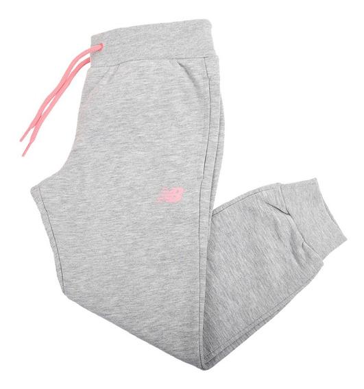 Pantalon Jogging New Balance Niño Kwpa001 Essentials 2016439