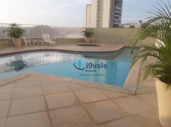 Apartamento Com 3 Dormitórios À Venda, 96 M² Por R$ 465.000,00 - Jardim Satélite - São José Dos Campos/sp - Ap1967