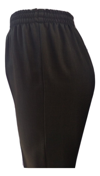 Pantalón De Vestir Con Resorte, Dama.