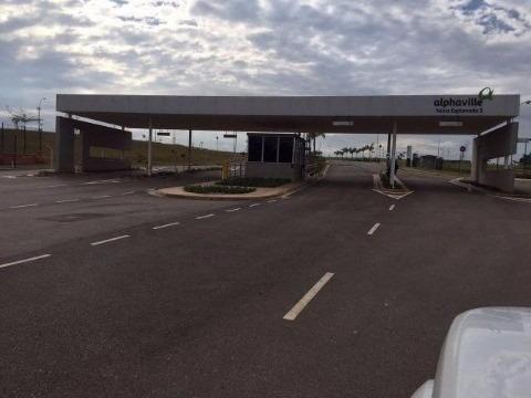 Imagem 1 de 10 de Terreno Em Condomínio À Venda No  Alphaville Nova Esplanada - Votorantim/sp - Tc01382 - 4376374