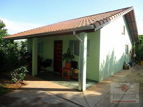 Chácara  Residencial À Venda, Tropicalia Park, Boituva. - Ch0245
