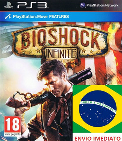 Bioshock Infinite Português - Ps3 Psn Digital