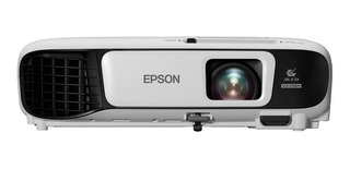 Proyector Epson Powerlite U42+ Full Hd Wi-fi Garantía Pce