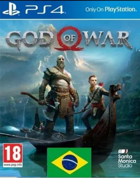 Midia Digital God Of War Para Ps4
