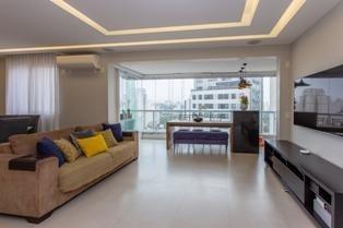 Imagem 1 de 30 de Apartamento Com 3 Suítes À Venda, 116 M² Por R$ 1.350.000 - Chácara Santo Antônio - São Paulo/sp - Ap19346