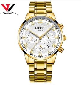 Relógio Nibosi Novo Lançamento Promoção De Férias