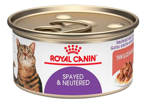 Alimento Gato Humedo Adulto Pedo Ideal Royal Canin 165gr