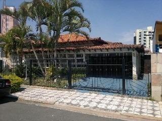 Casa Residencial Para Locação, Jardim Vergueiro, Sorocaba - Ca1013. - Ca1013